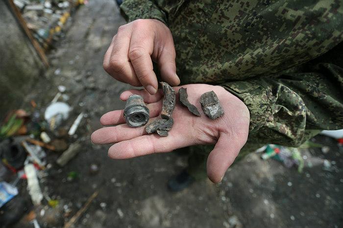 В ДНР сообщили о гибели ребенка в результате обстрела украинских военных