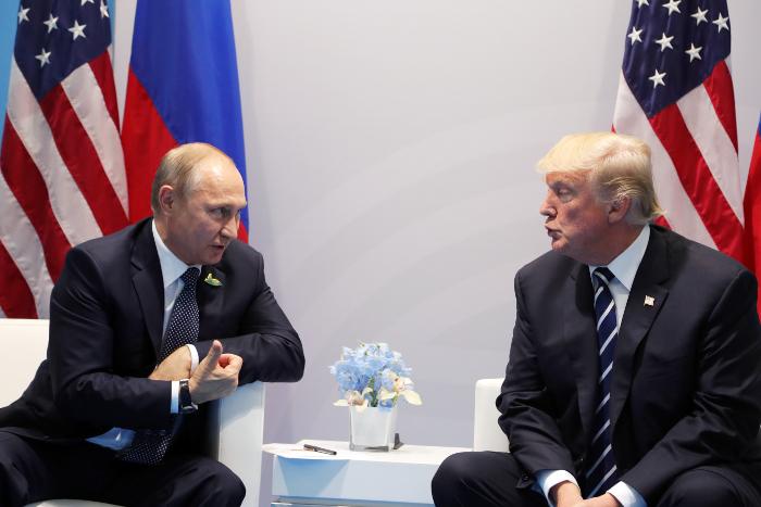 Трамп заявил о желании встретиться с Путиным на полях саммита АТЭС