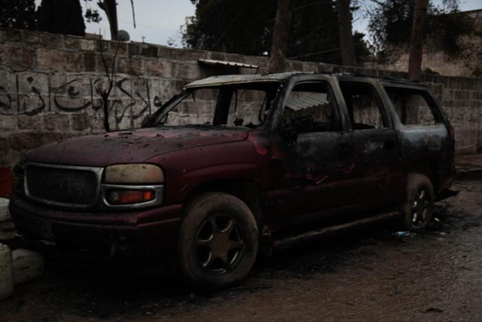 Теракт произошел в районе сирийского Дейр-эз-Зора