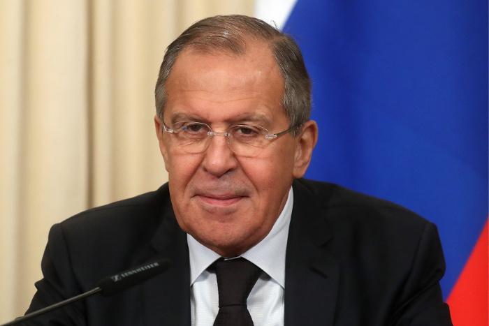 Лавров призвал США иКНДР отказаться отвзаимных угроз иоскорблений