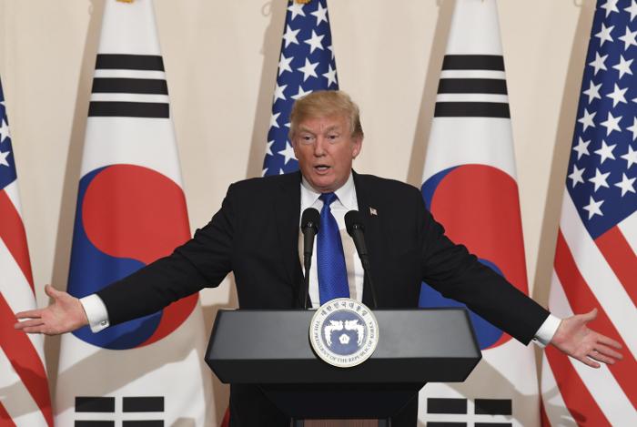 Трамп назвал КНДР адом в обращении к Ким Чен Ыну