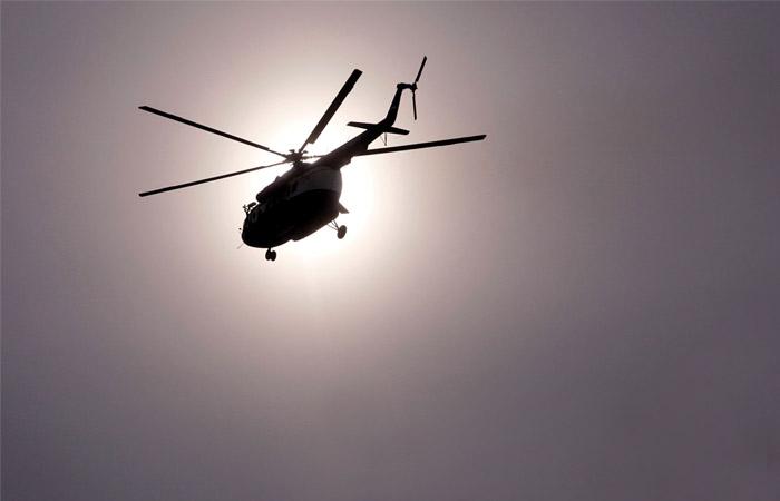 В Коми потеряна связь с совершавшим аварийную посадку вертолетом Ми-8