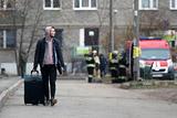 МЧС прекратило поиски на месте обрушения жилого дома в Ижевске