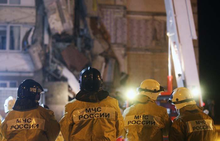 Число погибших при обрушении дома в Ижевске возросло до шести