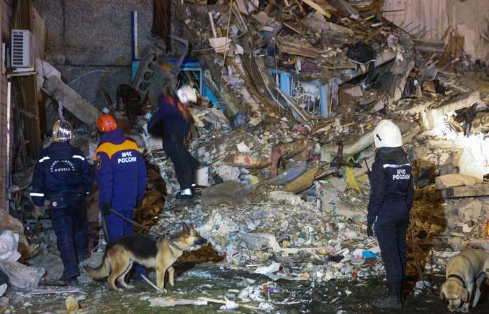 Одна из пострадавших при обрушении дома в Ижевске скончалась в больнице