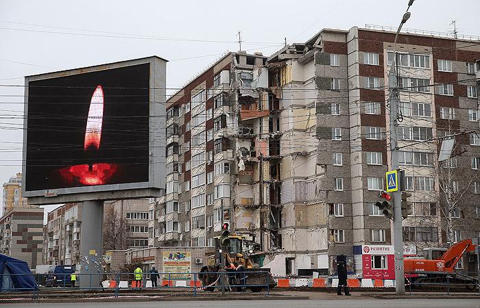 Задержанному жильцу обрушившегося в Ижевске дома предъявлено обвинение