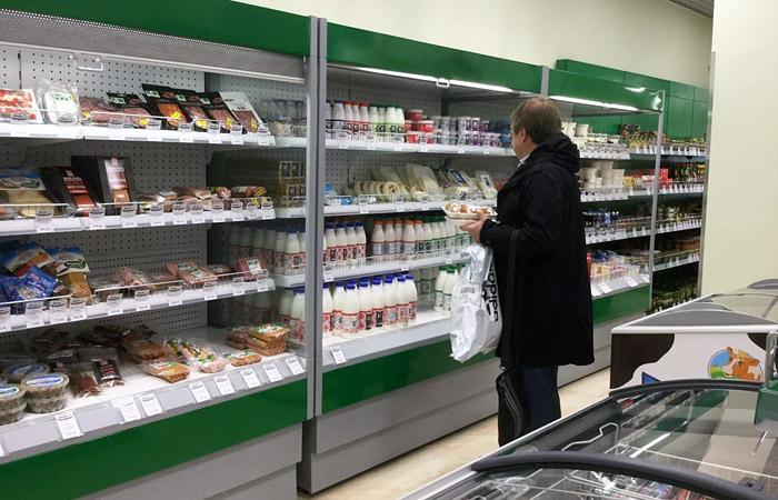 В Госдуме открылся супермаркет