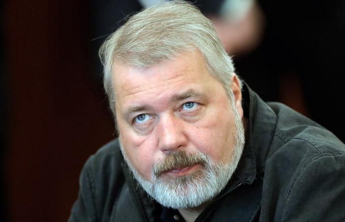 Дмитрий Муратов уйдет споста главреда «Новой газеты»