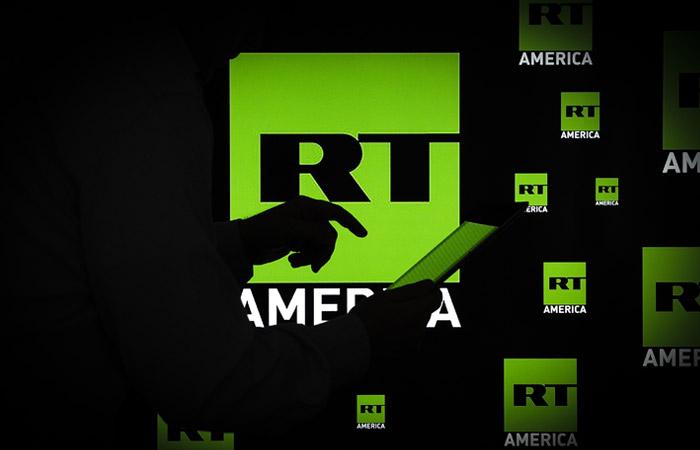 RT зарегистрировался в качестве иноагента в США