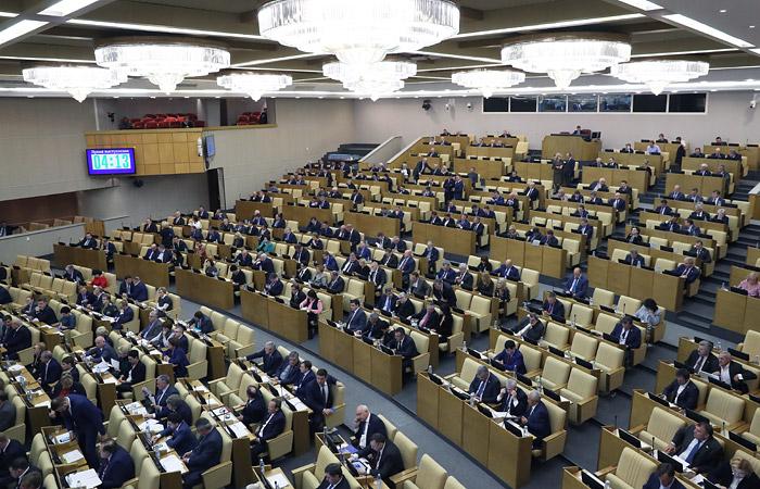 """В Госдуме придумали критерий отнесения СМИ к """"иностранным агентам"""""""
