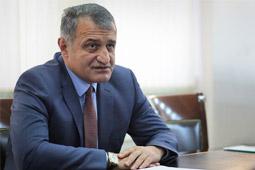 Анатолий Бибилов: Я думаю, будущее Южной Осетии - в составе РФ