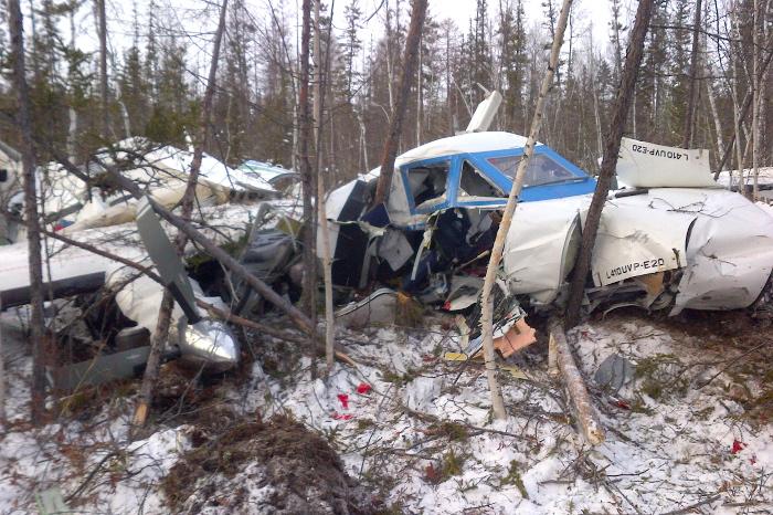 Похороны пилотов разбившегося в Нелькане L-410 пройдут в субботу в Хабаровске