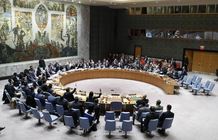 КНР выразил сожаление поповоду разногласий вСБ ООН поСирии