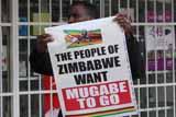 СМИ сообщили о бегстве президента Зимбабве из своей резиденции в Хараре