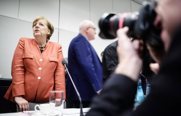 Меркель предпочла перевыборы формированию руководства меньшинства