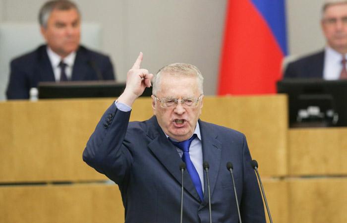 Жириновский в очередной раз будет баллотироваться на пост президента России