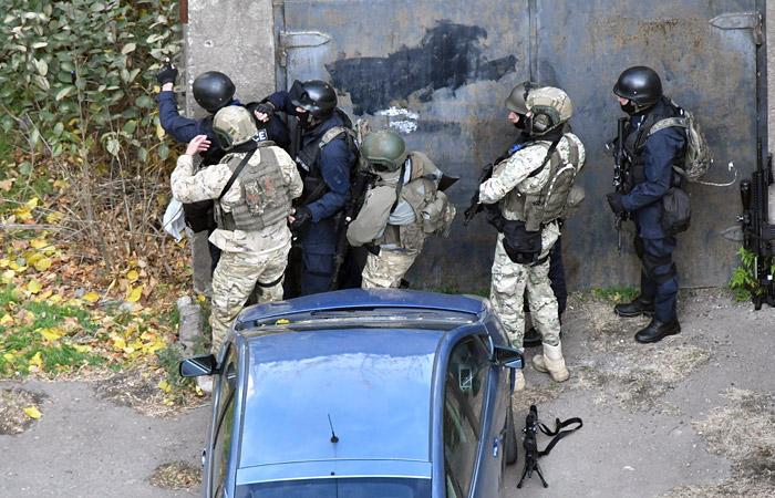 Спецоперация в Тбилиси завершилась ликвидацией предполагаемого террориста