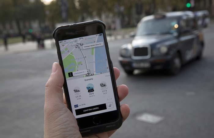 В 2016 году хакеры похитили данные 57 млн клиентов Uber