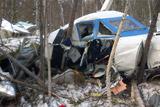 Крушению самолета в Хабаровском крае предшествовала проблема с двигателем