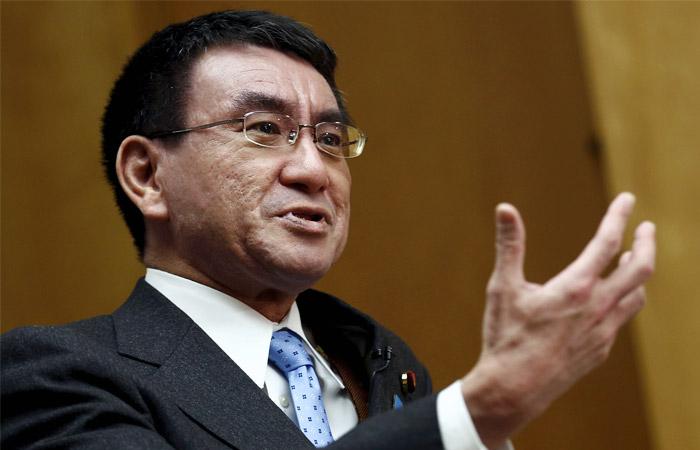 Глава МИД Японии: Токио и Москве необходимо тесно взаимодействовать для решения ядерной проблемы КНДР