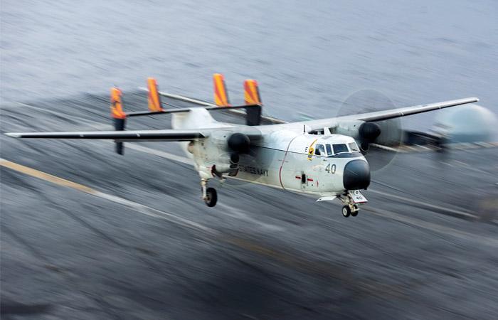 США больше неищет пропавших в итоге крушения самолета вЯпонии