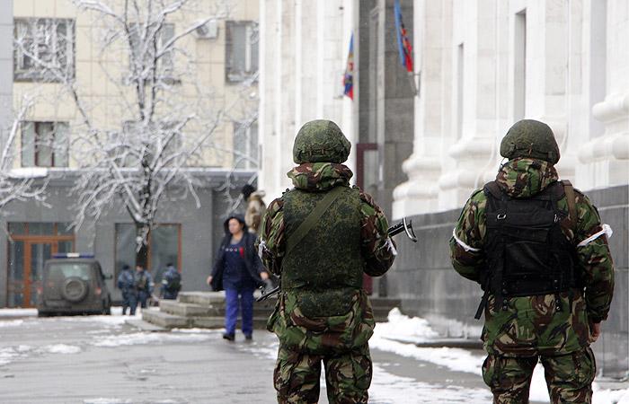 Парламент ЛНР назначил Пасечника и.о. главы республики