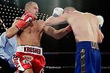 Россиянин Ковалев вернул себе чемпионский пояс WBO