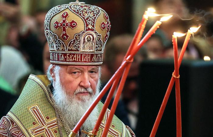 Патриарх Кирилл усомнился в способности науки определить подлинность царских останков
