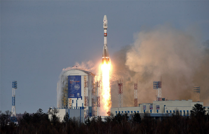 New Russian Cosmodrome - Vostochniy - Page 8 Vost700