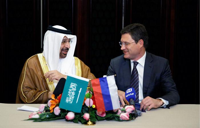 Россия и Саудовская Аравия достигли консенсуса о сделке ОПЕК+