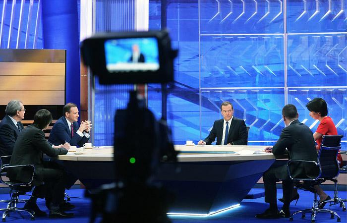 Разговор с Дмитрием Медведевым. Главное
