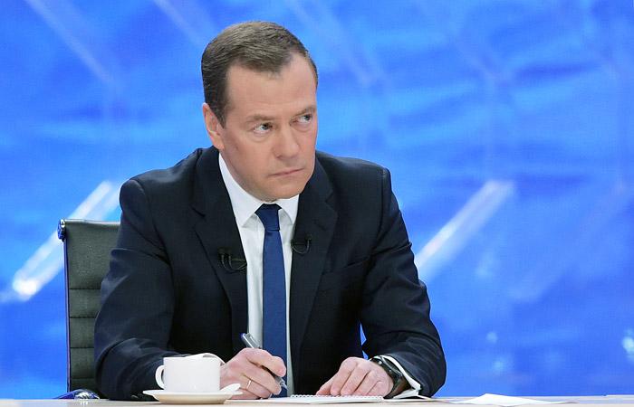 Медведев не увидел себя в качестве кандидата в президенты РФ