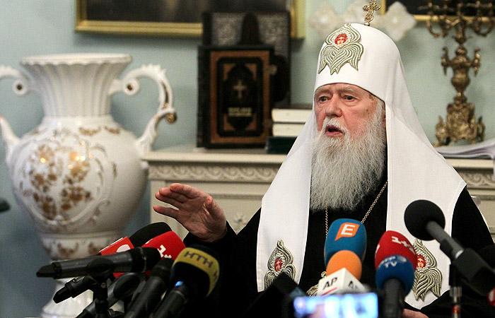 В РПЦ подтвердили готовность к диалогу с Филаретом