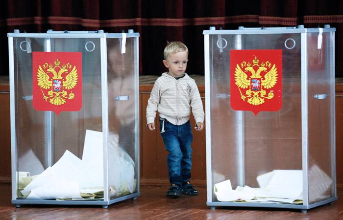 Больше половины россиян собрались пойти на выборы президента