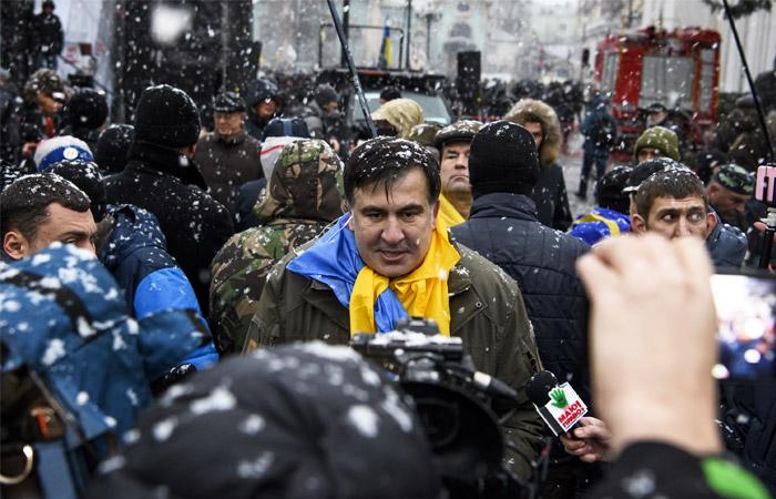 Генпрокуратура Украины объявила Саакашвили в розыск