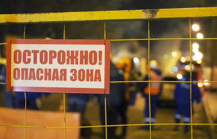Скончался один из пострадавших при аварии на теплотрассе в Гольяново