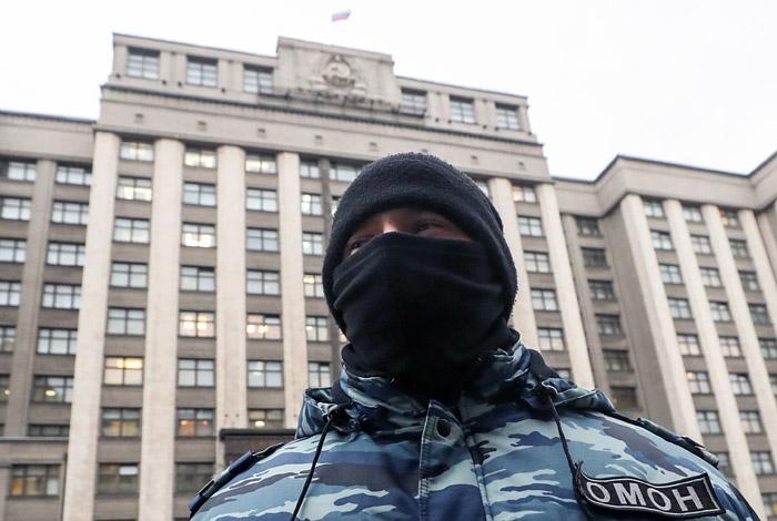 """Представителям """"Радио Свободы"""" и """"Голоса Америки"""" закрыли вход в Госдуму"""