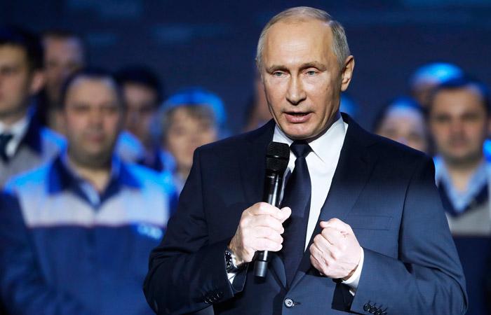 Путин заявил о намерении баллотироваться в президенты России