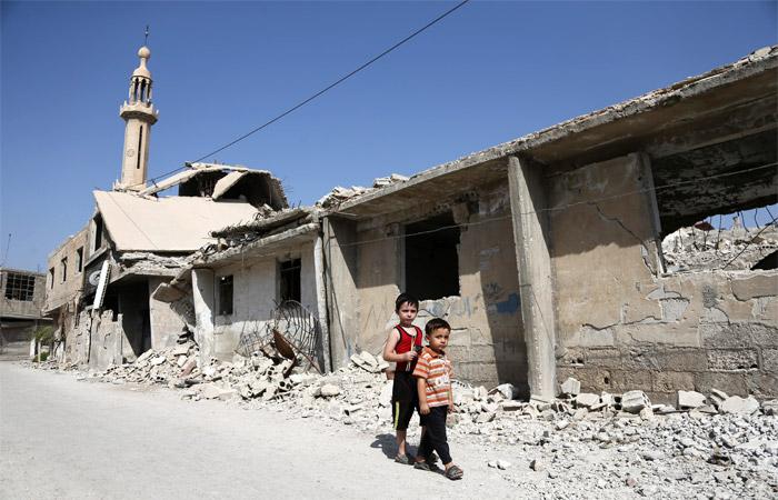 Генштаб РФ объявил Сирию полностью освобожденной от террористов