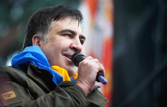 "Саакашвили собрался вопреки потере голоса провести ""Марш за импичмент"""