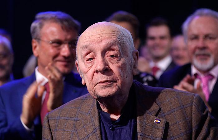 В столице России скончался народный артист СССР Леонид Броневой, Ему было 88 лет