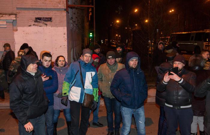 Саакашвили помещен в изолятор временного содержания