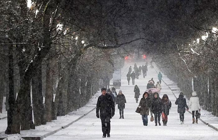 Наследующей неделе жителей столицы ожидает апрельская погода