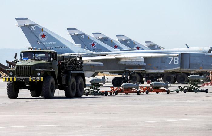 РФ оставит часть авиации и ПВО в Сирии после вывода основного контингента