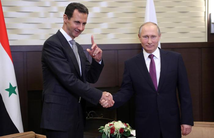 Американская администрация склонилась к сохранению режима Асада в Сирии