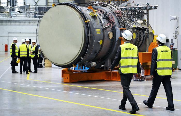 Суд оставил турбины Siemens в Крыму. Обобщение