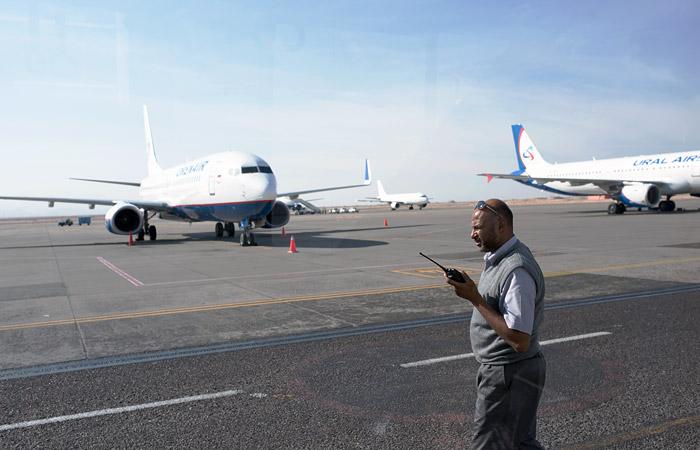 Минтранс анонсировал подписание меморандума о возобновлении полетов в Египет