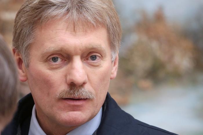 Песков затруднился найти конкурентов Путину на выборах президента