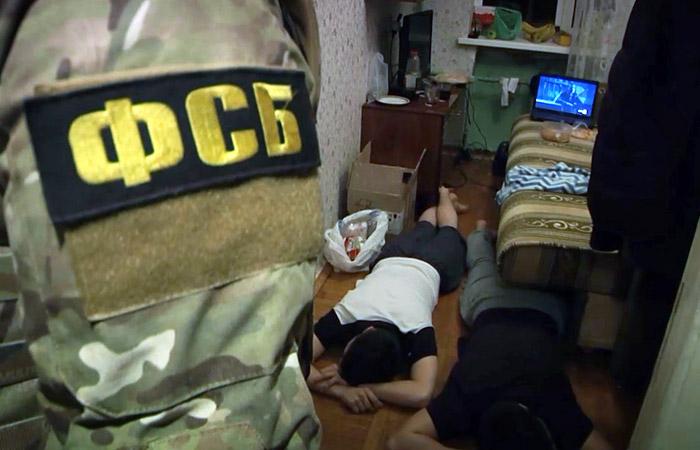 Задержанные ФСБ члены ИГ планировали взорвать Казанский собор в Петербурге
