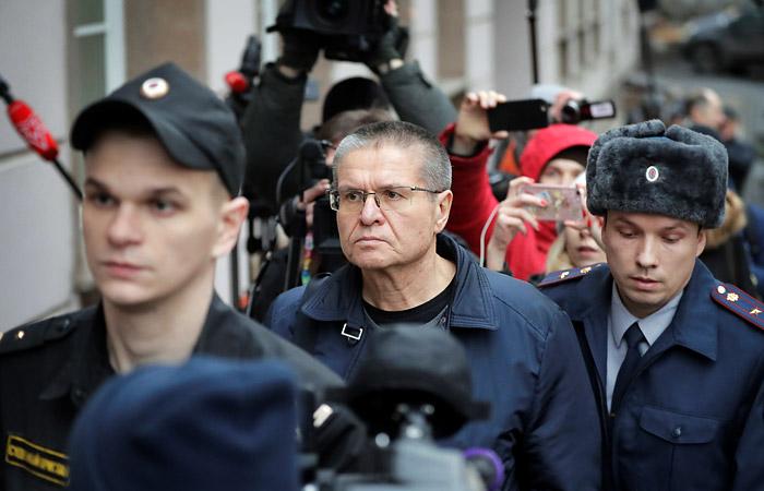 Арест наимущество Улюкаева сохранят довыплаты штрафа в130 млн руб.